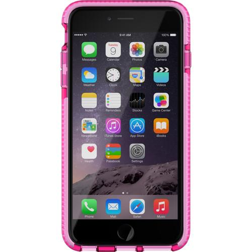 Tech21 Evo Mesh Case for iPhone 6 Plus (Pink/White) T21-5017
