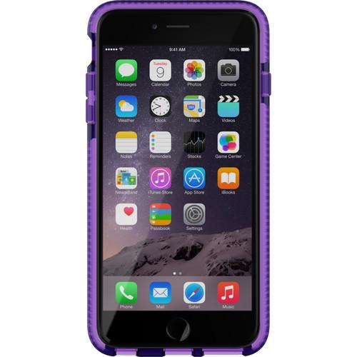 Tech21 Evo Mesh Case for iPhone 6 Plus (Purple/White) T21-5159