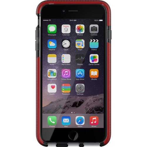 Tech21 Evo Mesh Case for iPhone 6 Plus (Smokey/Red) T21-5019