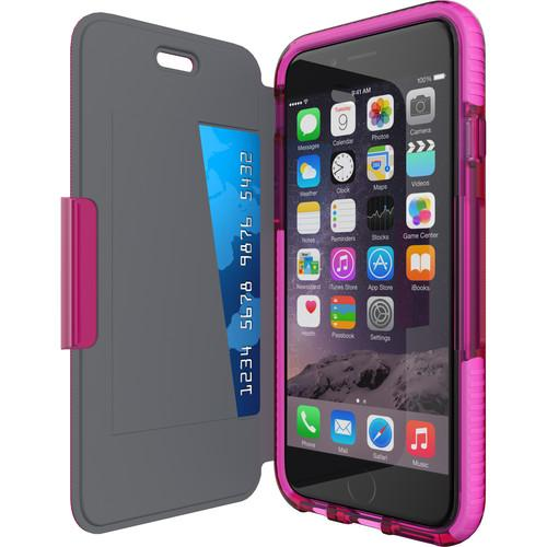 Tech21 Evo Wallet Case for iPhone 6 (Pink) T21-5155