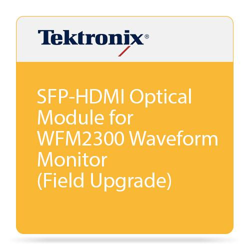 Tektronix SFP-HDMI Optical Module for WFM2300 WFM220AUPSFPHDMI