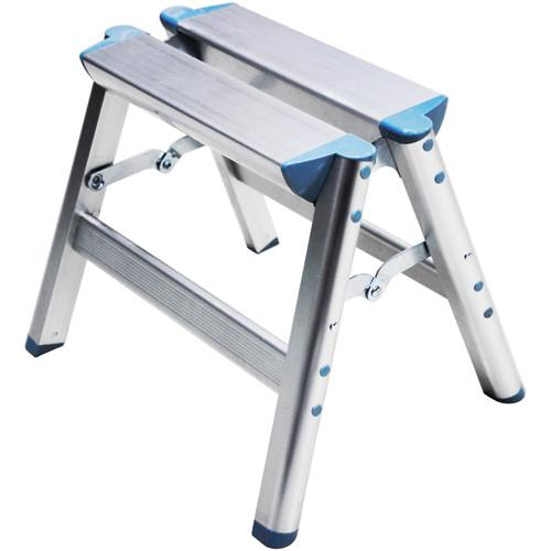 Telesteps Folding Aluminum Step Ladder (1') 100SS