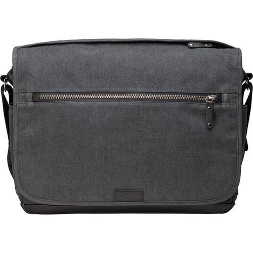 Tenba Cooper Luxury Canvas 15 Camera Bag with Leather 637-404