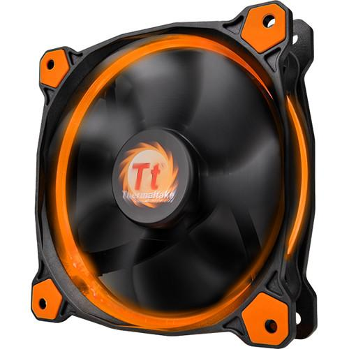Thermaltake Riing 12 LED 120mm Radiator Fan CL-F038-PL12OR-A