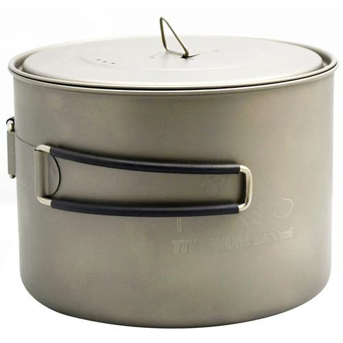 Toaks Outdoor  Titanium Pot (1600mL) POT-1600