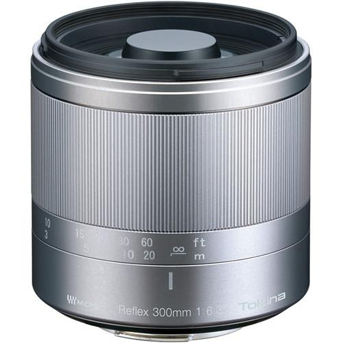 Tokina 300mm f/6.3 Reflex Telephoto Macro Lens for MFT RX300M43