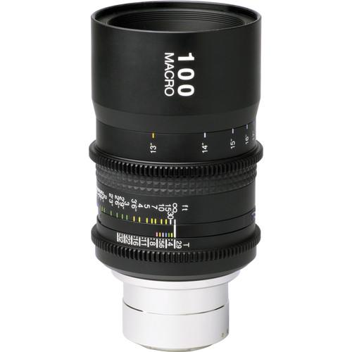 Tokina Cinema AT-X 100mm T2.9 Macro Lens with Micro TC-M100M43