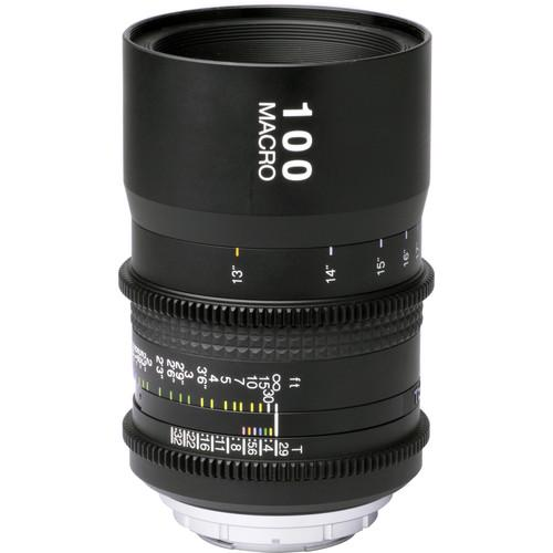 Tokina Cinema AT-X 100mm T2.9 Macro Lens with Nikon F TC-M100N