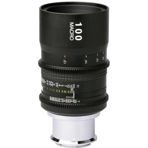 Tokina Cinema AT-X 100mm T2.9 Macro Lens with Sony E TC-M100S