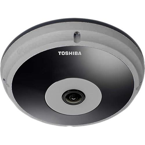 Toshiba IK-WF51R Outdoor Vandal and Waterproof 5MP Dome IK-WF51R