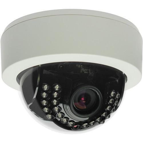 Toshiba IKS-D207 Indoor 960H Dome Analog Camera IKS-D207