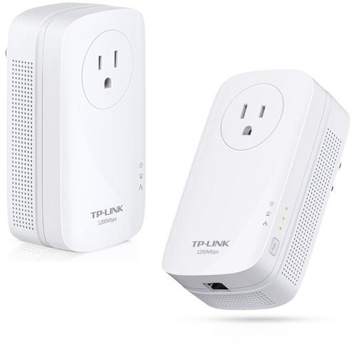 TP-Link TL-PA8010P KIT AV1200 Gigabit Passthrough TL-PA8010P KIT