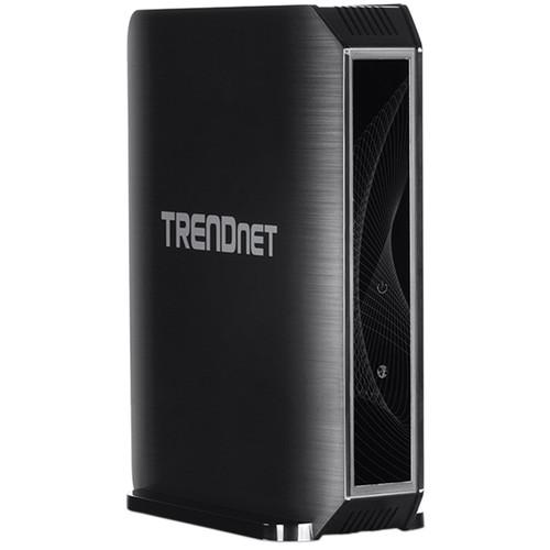 TRENDnet TEW-823DRU Dual-Band Wireless AC1750 Gigabit TEW-823DRU
