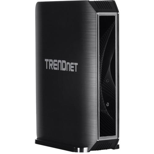 TRENDnet TEW-824DRU Dual-Band Wireless-AC1750 Gigabit TEW-824DRU