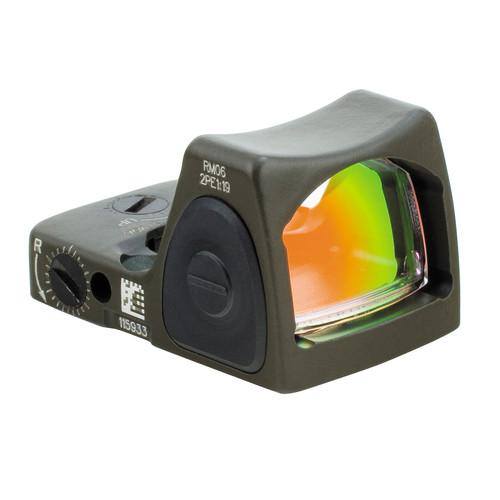 Trijicon RM06 RMR Adjustable LED Reflex Sight RM06-C-700215