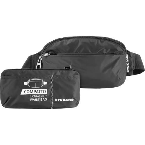 Tucano Extra-Light 1L Water-Resistant Packable Waistbag BPCOWB