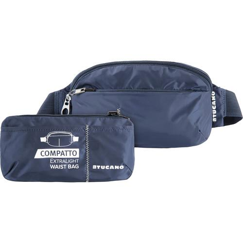 Tucano Extra-Light 1L Water-Resistant Packable Waistbag BPCOWB-B