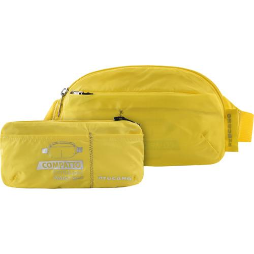 Tucano Extra-Light 1L Water-Resistant Packable Waistbag BPCOWB-Y