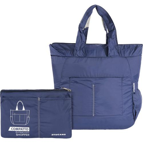 Tucano Extra-Light 20L Water-Resistant Shopping Bag BPCOSH-B