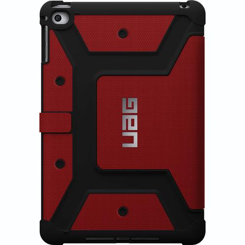 UAG Folio Case for iPad mini 4/mini 4 Retina (Red) UAG-IPDM4-RED