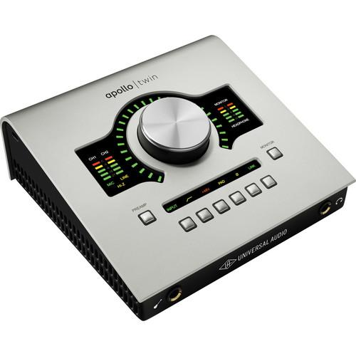 Universal Audio Apollo Twin DUO Desktop Interface APTWD