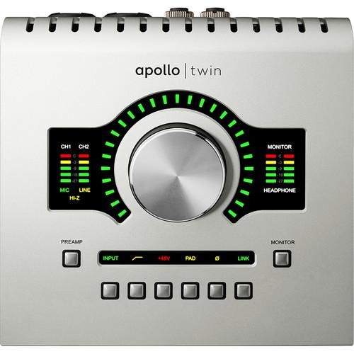 Universal Audio Apollo Twin USB Desktop Interface APTWDUSB