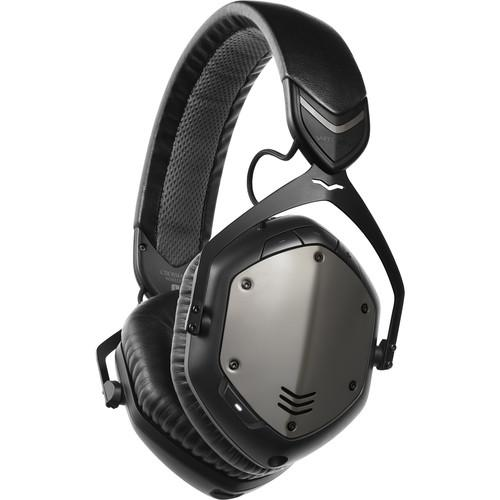 V-MODA Crossfade Wireless Headphones (Black) XFBT-GUNBLACK