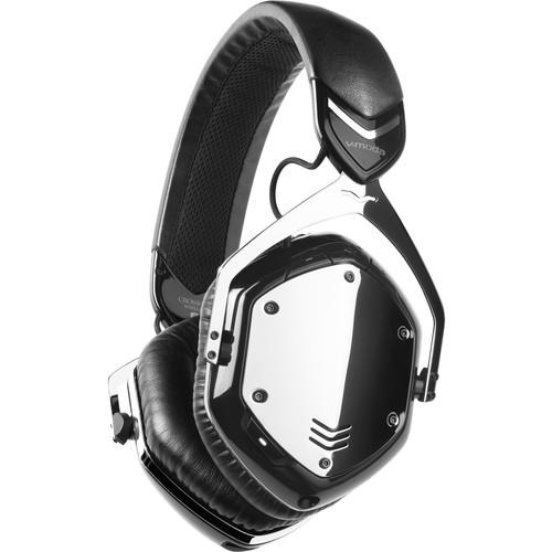 V-MODA Crossfade Wireless Headphones (Chrome) XFBT-PHCHROME