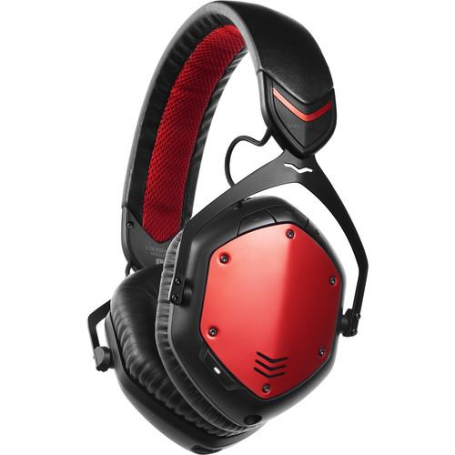 V-MODA Crossfade Wireless Headphones (Rouge) XFBT-ROUGE