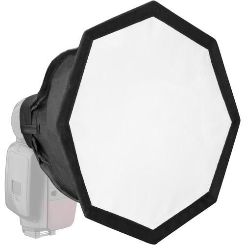 Vello Octa Softbox for Portable Flash (Medium, 8