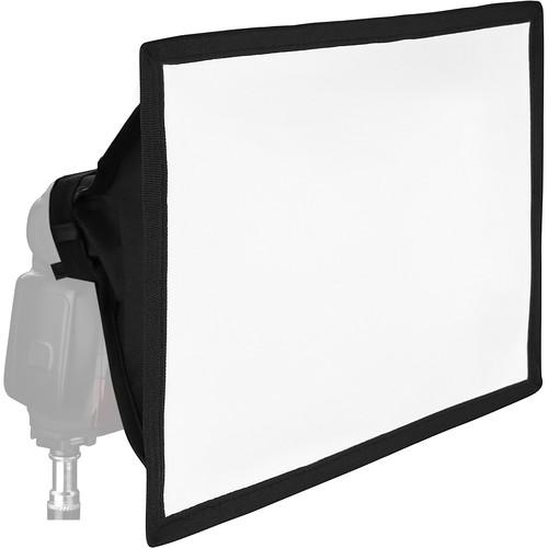 Vello Softbox for Portable Flash (Large, 8 x 12