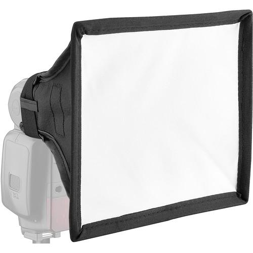 Vello Softbox for Portable Flash (Small, 6 x 6.75