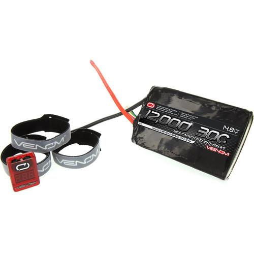 Venom Group 12,000mAh LiPo High-Capacity Multi-Rotor Drone 15139