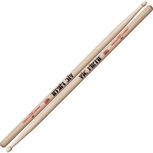 VIC FIRTH American Classic Hickory Drumsticks 5A 5A