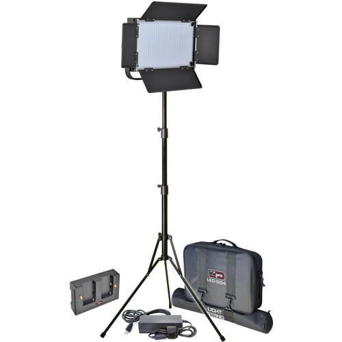 Vidpro  LED-604 Pro Studio Light Kit LED-604