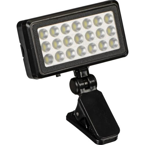 Vivitar  Universal Clip-On LED Light VIV-SP-412