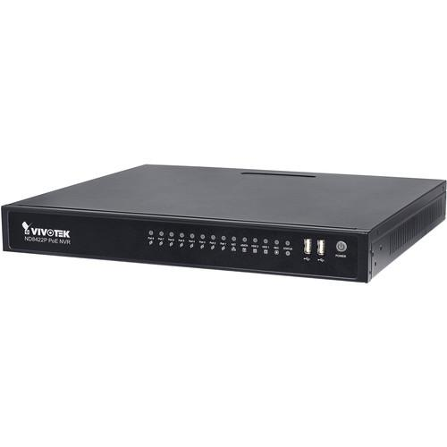 Vivotek ND8422P 16-Channel Embedded Plug & Play NVR ND8422P