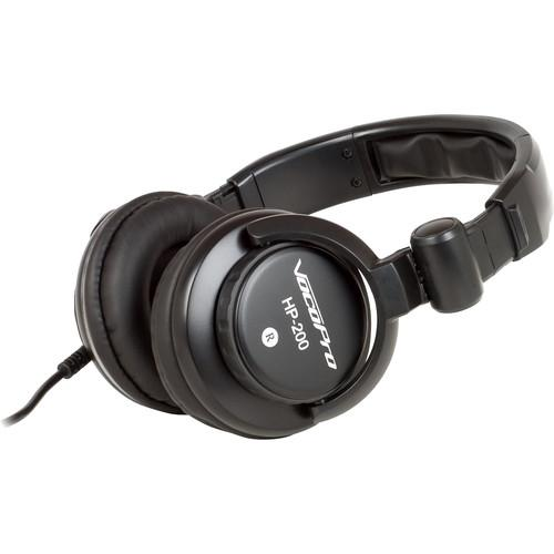 VocoPro HP-200 Professional Monitoring Headphone HP-200
