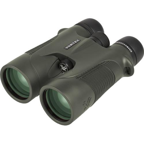 Vortex 10x50 Diamondback Binocular (Green/Black) DB-206