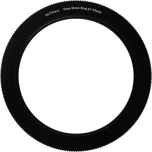 Vu Filters 67-55mm Step-Down Ring for VFH75 Filter VSTR6755