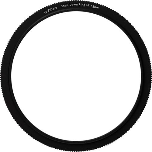 Vu Filters 67-62mm Step-Down Ring for VFH75 Filter VSTR6762