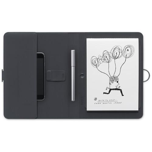 Wacom  Bamboo Spark with Gadget Pocket CDS600G