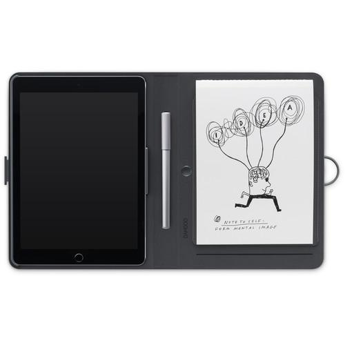Wacom Bamboo Spark with Snap-Fit for iPad Air 2 CDS600C