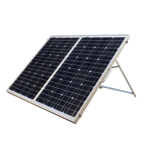 WAGAN 120W (2 x 60W) Portable Folding Solar Panels 2536-8