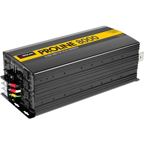 WAGAN 8,000W ProLine Power Inverter with Remote 3746