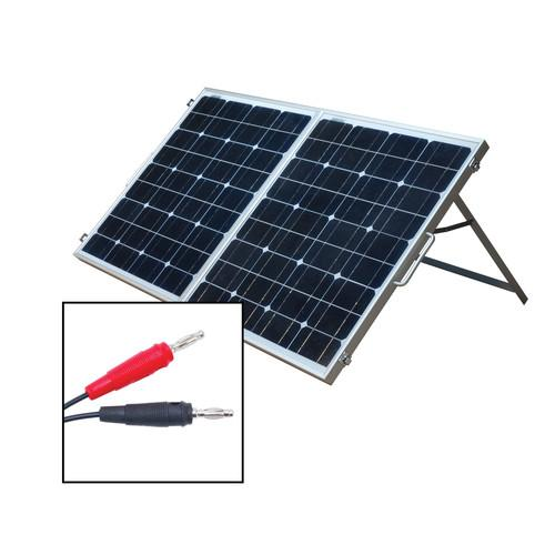 WAGAN 80W (2 x 40W) Portable Folding Solar Panels 2535-8