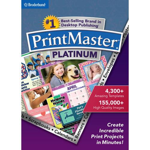WD Encore Software PrintMaster V7 Platinum for Mac LIC4126