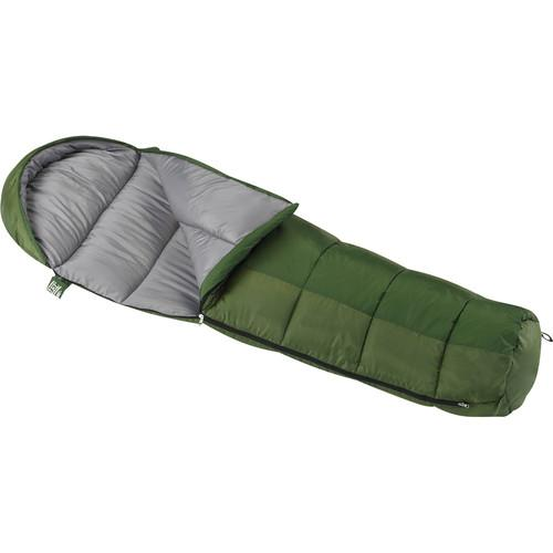 Wenzel Backyard 30° Sleeping Bag (Green) 49663