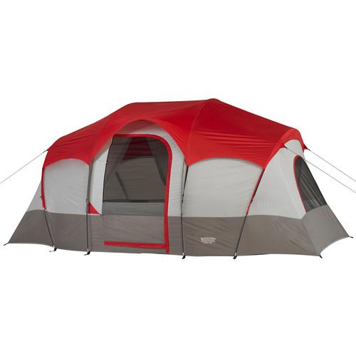 Wenzel  Blue Ridge 7 Tent (Red/Gray) 36498