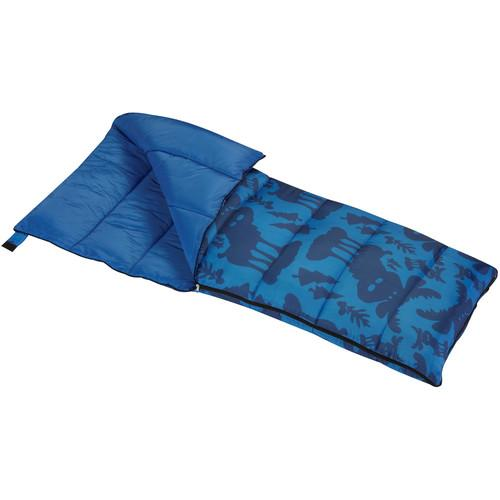 Wenzel  Moose Sleeping Bag (Blue) 49659